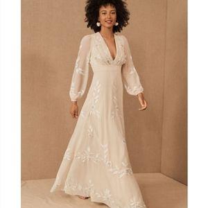 BHLDN Belize wedding dress size 8 NWT